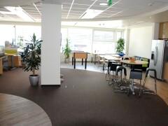 A Skanska új irodája