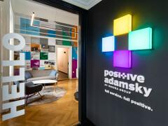 Positive Adamsky HQ