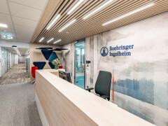 Boehringer-Ingelheim RCV Gmbh Mo-i Fióktelepe