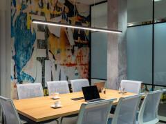ICF Tech Hungary // Interior Branding // Informatikusok közösségi terei