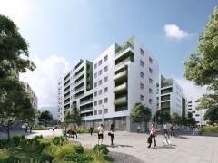 BudaPart Otthonok 'E' épület