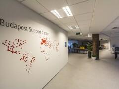 DHL - Budapest Support Center