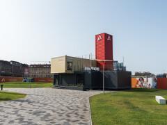 Agora Park - Agora Budapest Showroom