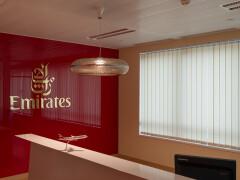 Emirates budapesti ügyfélkapcsolati központja