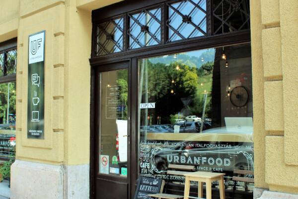 UrbanFood Közösségi iroda és Kávézó