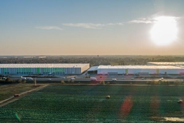 Goodman Üllő Airport Logistics Centre