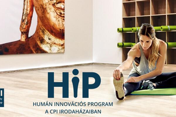 CPI Hungary HIP koncepciója, közösségi terei (Balance Office Park, Gateway Office Park, Quadra)