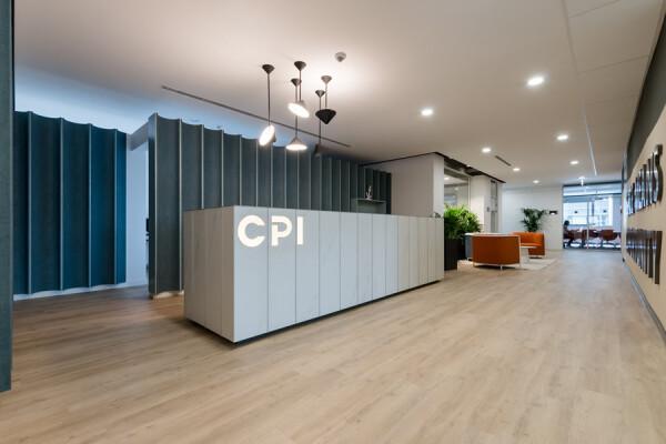 CPI Hungary iroda