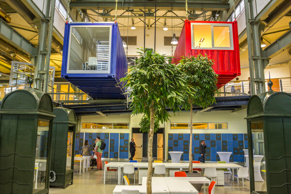 Millenáris Startup Campus