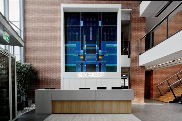 A GRAPHISOFT székház újjászületése