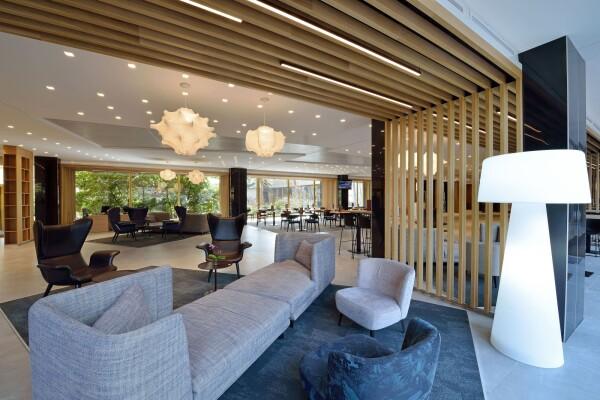 Danubius Health Spa Resort Margitsziget - Lobby