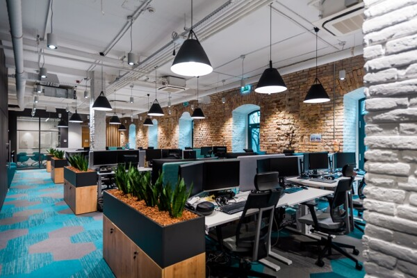 BETSSON BUDAPEST OFFICES 2.0