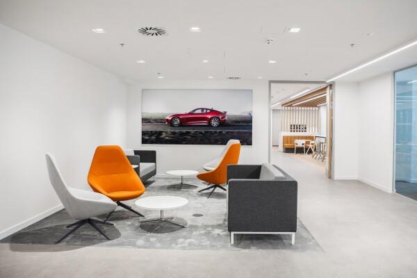 Jaguar Land Rover Iroda