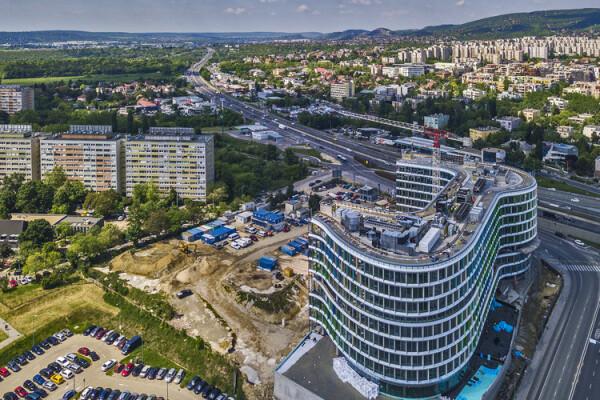 Budapest ONE Business Park