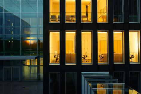 Irodaházak Éjszakája 2013 / Night of Office Buildings 2013