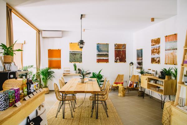Nomád Coworking & Design Shop