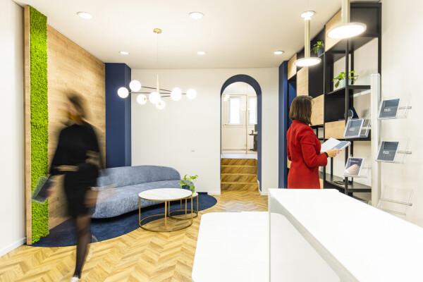 Taylor Wessing Ügyvédi Iroda // Innovatív Magyarországi HQ-ja a Gerbaud Irodaházban