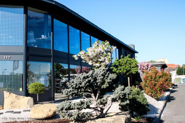 EU-Solar Zrt. Koksz utcai irodaháza