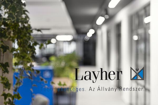 Layher iroda