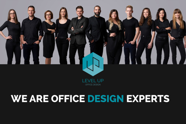 LEVEL UP Office Design
