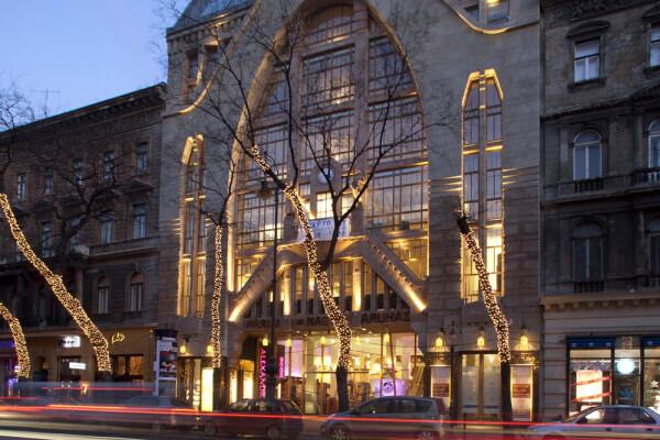 Paris Department Store
