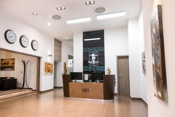 Hungarian Talent's House (ExperiDance Székház)