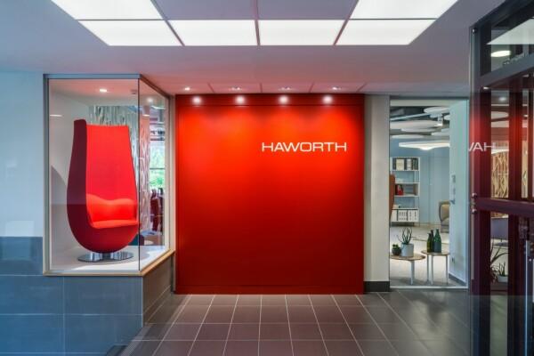 Haworth Budapest Showroom