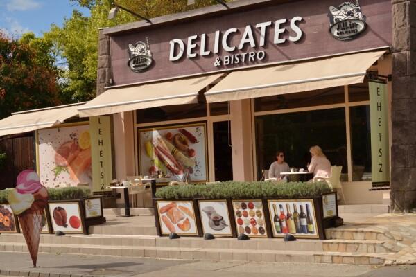 All in Delicates Bistro & Café