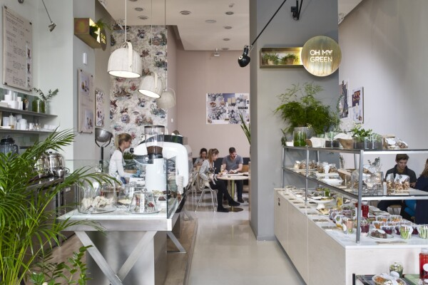 OH MY GREEN - Healthy takeaway and Superfood bar