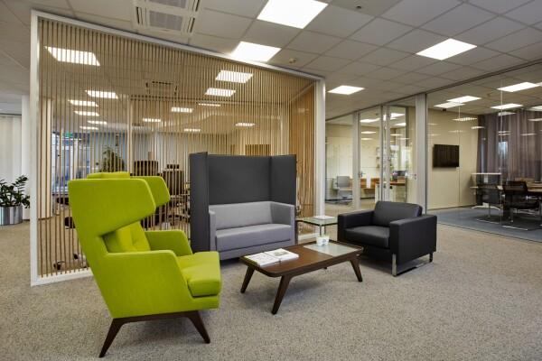Neudoerfler Office Systems bemutatóterem