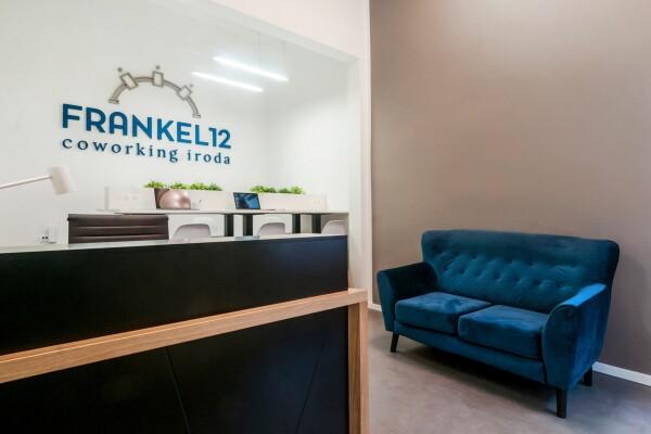 FRANKEL12 coworking iroda